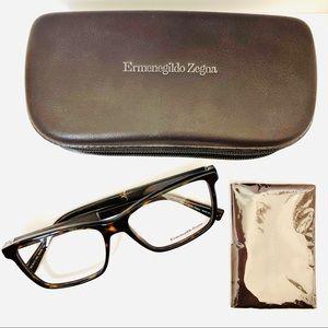 Ermenegildo Zegna EZ 5012 Havana Eyeglasses